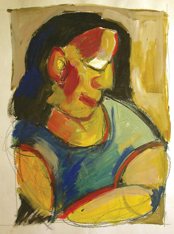 art_portrait_woman_frau_2_1988